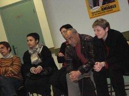 Echos de la rencontre de Marie-Hélène Amiable avec les habitants des quartiers sud de Bagneux - jeudi 6 mars 2008